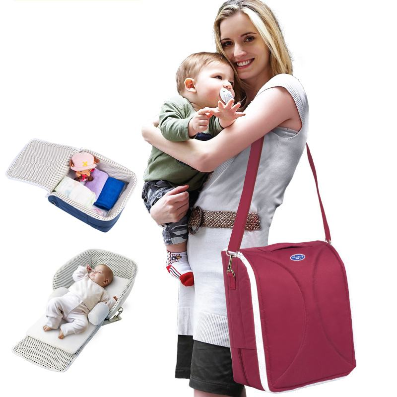 Portable Baby Crib baby   sleeping   sleep accessories