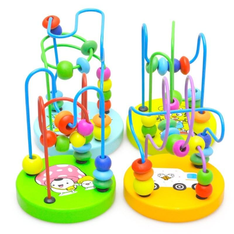 Mini Educational Toy baby   playing