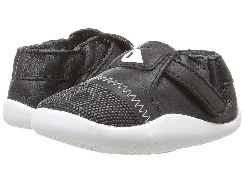 Bobux Shoes - Origin Xplorer Black - White clothing   shoes