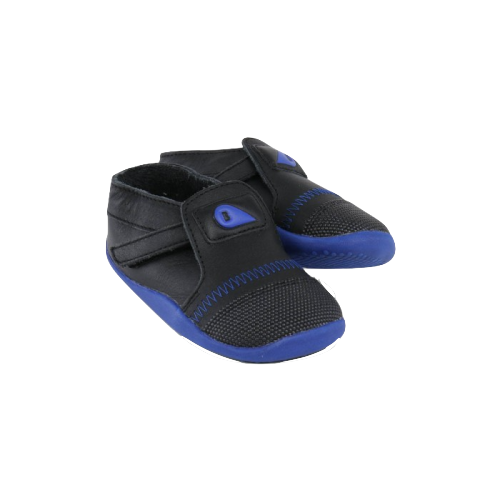 Bobux Shoes - Origin Xplorer Black-blue baby   clothing   shoes