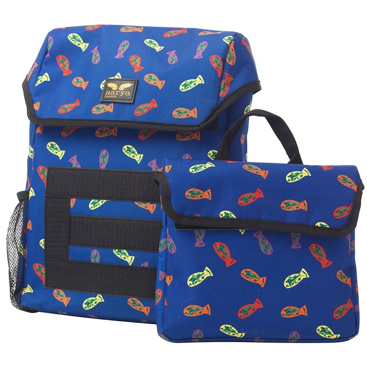 Childrens Backpack Rucksack With Lunch Bag