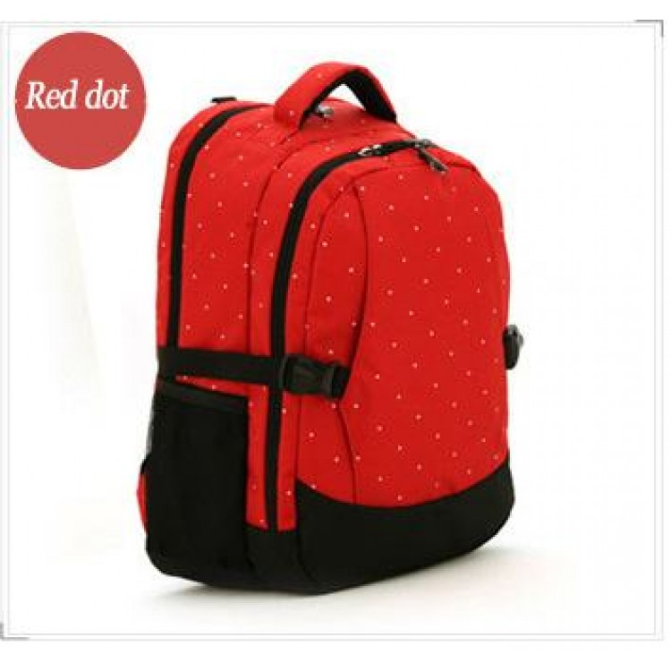 Baby travel Bag Red