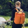Mommy diapers Backpack - orange