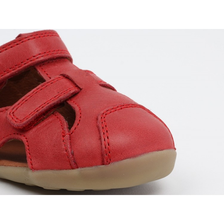 Bobux Shoes -  Chase Red Sandals