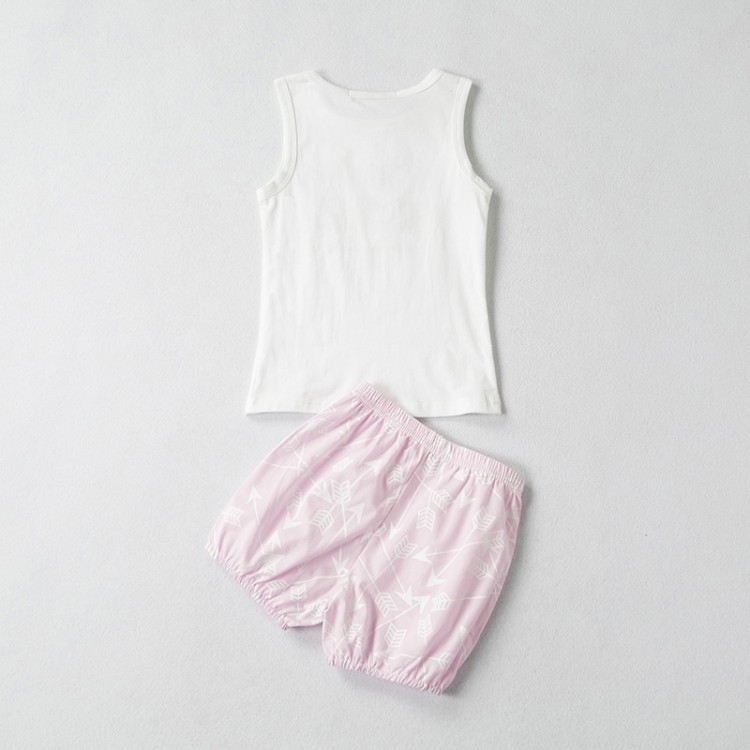 Clothing set for baby Girl Pink
