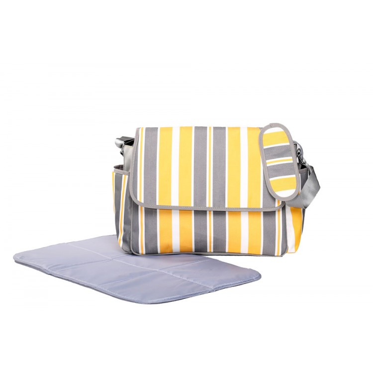 Yellow Messager baby bag