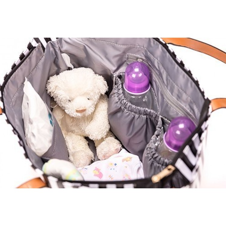 Black and white Tote Dolls and Tracks