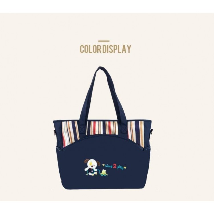 Baby Diaper bag for Mother Blue