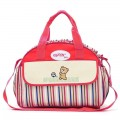Baby Diaper bag Red