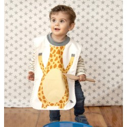 Bib Big Bib Hurray! Giraffe