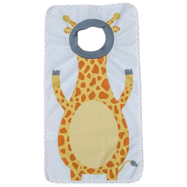 Bib Big Bib Hurray Giraffe, princess dress, girl dress, party dress, feeding, mother, baby, feeding bottles, baby shoes, swimsuits, summer accessories, t-shirt