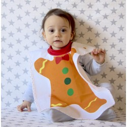 Bib Big Bib Hurray! Gingerbread Man