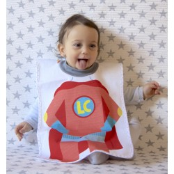 Bib Big Bib Hurray! Superhero