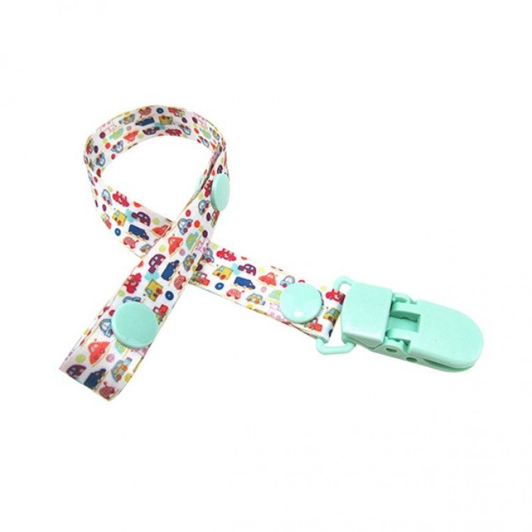 Mustache Baby Pacifier Orthodontic with strap