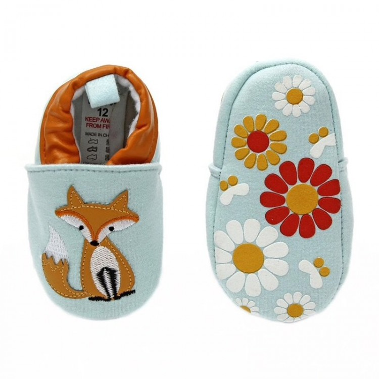 Baby Shoes - Fox