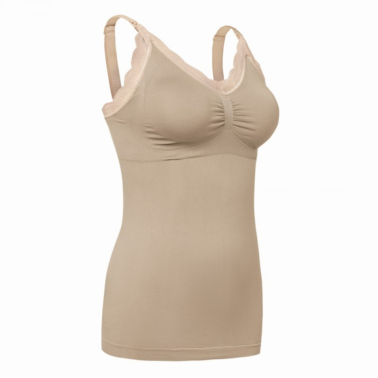 Mamababy.online, Cozy Lace Nursing Top Nude, Nursing, Newdress, princess dress, girl dress, party dress, feeding, mother, baby, feeding bottles, baby shoes, swimsuits, summer accessories, t-shirt, maternity, shocks, costumes, nursing, bags, mother bags, t