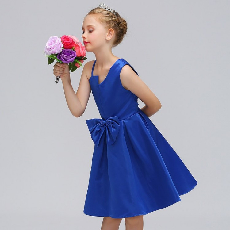Girl Dresses for event Βlue