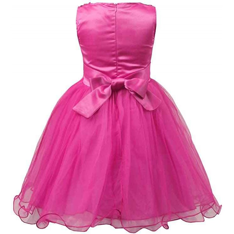 Child Dress Birthday Outfits Pink