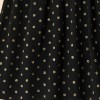 Mamababy.online, Mosaic Mommy and Me 100% Cotton Gold Polka Dots Dresses Black, Girls, Newdress, princess dress, girl dress, party dress, feeding, mother, baby, feeding bottles, baby shoes, swimsuits, summer accessories, t-shirt, maternity, shocks, costum