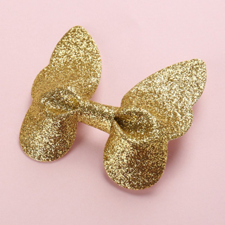 Mamababy.online, Sequined Butterfly Hairpin Gold, accessories, Accessories, princess dress, girl dress, party dress, feeding, mother, baby, feeding bottles, baby shoes, swimsuits, summer accessories, t-shirt, maternity, shocks, costumes, nursing, bags, mo
