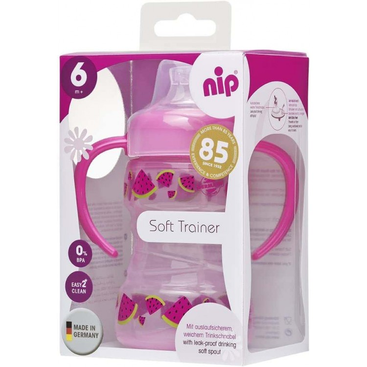 Soft Trainer Cup watermelon - 260ml