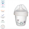 First Moments wide-neck Bottle Frog 150ml 0+, princess dress, girl dress, party dress, feeding, mother, baby, feeding bottles, baby shoes, swimsuits, summer accessories, t-shirt