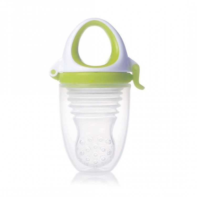Kidsme - Food Feeder Plus Lime 6+, princess dress, girl dress, party dress, feeding, mother, baby, feeding bottles, baby shoes, swimsuits, summer accessories, t-shirt