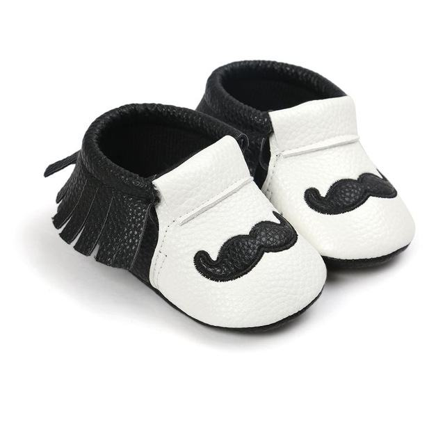 Mustache baby Shoes baby   clothing   shoes