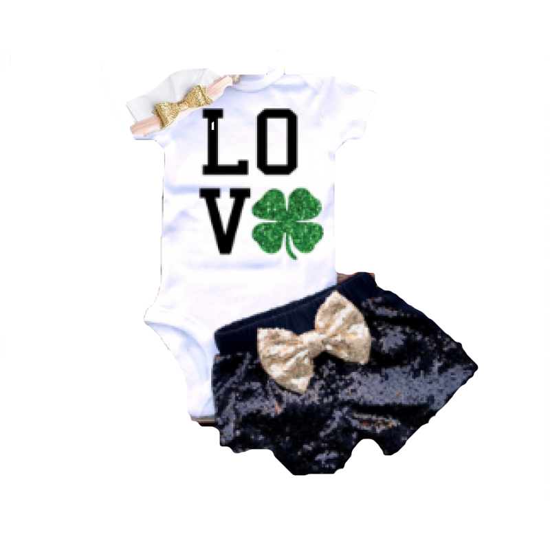 Clothing Set for baby Girl Love cb7f36b96d7